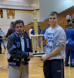 Jack and I at Kickapoo Tournament in 2004